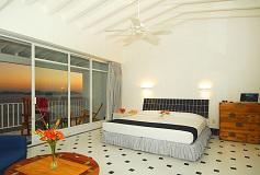 Habitación Penthouse del Hotel Elcano Acapulco