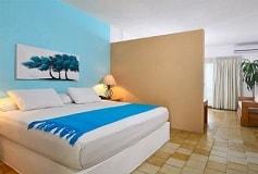 Habitación Jr. Suite Doble Vista al Mar No Reembolsable WiFi del Hotel Emperador Vallarta Beachfront Hotel & Suites