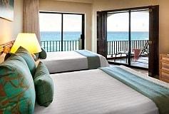 Habitación Suite Dos Recámaras Ocean Front del Hotel Emporio Hotel & Suites Cancun