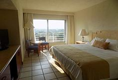 Habitación Superior King Vista a la Montaña del Hotel Emporio Ixtapa