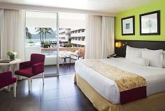 Habitación Romance del Hotel Hotel Emporio Mazatlán
