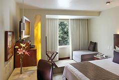 Habitación Estándar Sencilla del Hotel Hotel Emporio Reforma