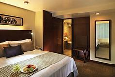 Habitación Junior Suite del Hotel Hotel Emporio Reforma