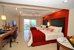 Habitación Habitación Familiar del Hotel Hotel Emporio Veracruz