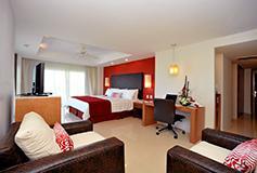 Habitación Privilege del Hotel Hotel Emporio Veracruz