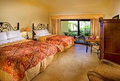 Habitación Vista al Jardín del Hotel Hotel Estrella del Mar Resort Mazatlán