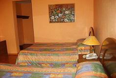 Habitación Estándar Doble del Hotel Expohotel