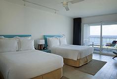 Habitación Deluxe Vista al Mar  del Hotel Hotel Fiesta Americana Cozumel All Inclusive