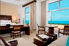Habitación Master Suite Frente al Mar del Hotel Hotel Grand Fiesta Americana Coral Beach Cancún