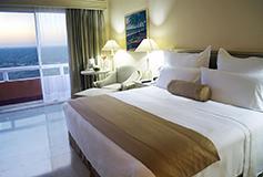 Habitación Deluxe Room 1 King del Hotel Hotel Fiesta Americana Veracruz