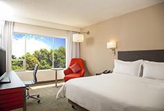 Habitación Executive King del Hotel Hotel Fiesta Inn Aeropuerto Ciudad de México