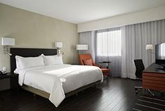Habitación Executive King del Hotel Fiesta Inn Centro Histórico