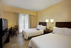 Habitación Superior Doble del Hotel Fiesta Inn Coatzacoalcos