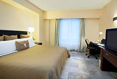 Habitación Superior King del Hotel Fiesta Inn Coatzacoalcos