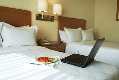 Habitación Superior Doble del Hotel Fiesta Inn Ecatepec