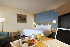 Habitación Superior King del Hotel Fiesta Inn Ecatepec