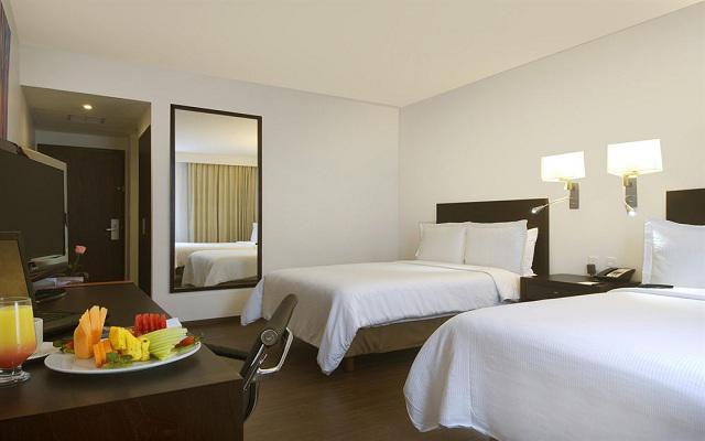 Habitación Habitación Ejecutiva Doble del Hotel Fiesta Inn Insurgentes Sur