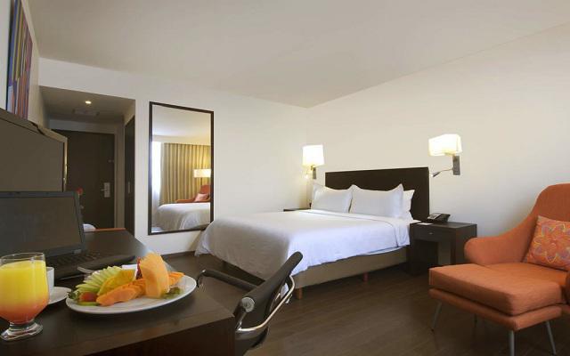 Habitación Habitación Ejecutiva del Hotel Fiesta Inn Insurgentes Sur