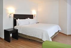 Habitación Superior King del Hotel Fiesta Inn Naucalpan