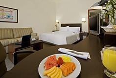Habitación Superior King del Hotel Fiesta Inn Oaxaca