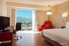 Habitación Executive King del Hotel Fiesta Inn Periferico Sur