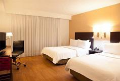 Habitación Superior Doble del Hotel Fiesta Inn Periferico Sur