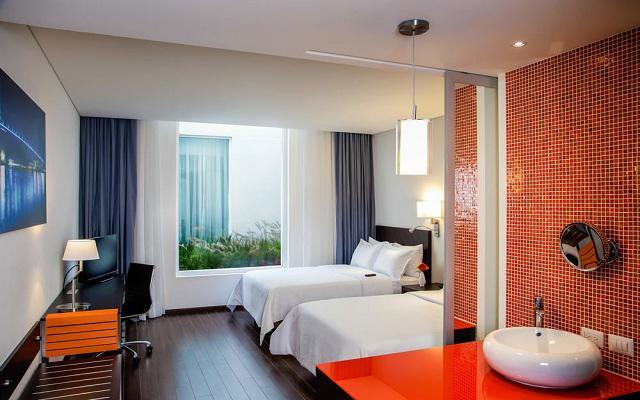 Habitación Superior Doble del Hotel Hotel Fiesta Inn Plaza Central Aeropuerto