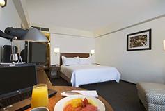 Habitación Superior King del Hotel Fiesta Inn Puebla Finsa