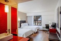 Habitación Ejecutiva Doble del Hotel Fiesta Inn Saltillo