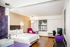 Habitación Ejecutiva King del Hotel Fiesta Inn Saltillo