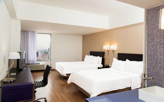 Habitación Superior Doble del Hotel Fiesta Inn Tlalnepantla