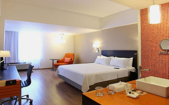 Habitación Superior King del Hotel Fiesta Inn Tlalnepantla