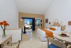Habitación Ste. Fam. 2 Rec. Balcón Wifi Gratis Todo Incluido del Hotel Flamingo Vallarta Hotel y Marina