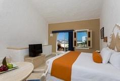 Habitación Suite Familiar 2 Recámaras Balcón + Wifi Gratis del Hotel Flamingo Vallarta Hotel y Marina