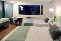 Habitación Deluxe del Hotel Hotel Fontán Reforma