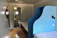 Habitación Estándar doble del Hotel Gaia Hotel Tulum