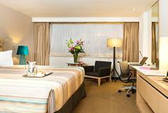 Habitación Deluxe Grand Single Room del Hotel Hotel Galería Plaza Reforma