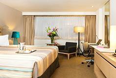 Habitación Standard Room Queen Bed No Reembolsable del Hotel Hotel Galería Plaza Reforma