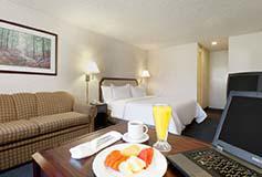 Habitación Superior King del Hotel Hotel Gamma Pachuca