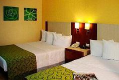 Habitación Estándar Doble del Hotel Hotel Misión Express Saltillo