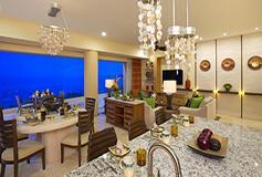 Habitación Suite Fam 2 Recámaras Vista al Mar Desayuno Gratis del Hotel Garza Blanca Family Beach Resort and Spa