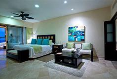 Habitación Suite Una Recámara Vista al Mar Niños Gratis del Hotel Garza Blanca Family Beach Resort and Spa