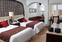 Habitación Deluxe Vista A La Laguna del Hotel Hotel GR Caribe By Solaris Deluxe All Inclusive Resort