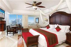 Habitación Gran Master Suite de Una Recámara Vista al Mar del Hotel Hotel Gran Caribe Resort and Spa