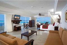 Habitación Gran Master Suite Frente al Mar del Hotel Hotel Gran Caribe Resort and Spa
