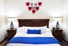 Habitación Suite del Hotel Gran Casa Sayula Hotel Galeria & Spa