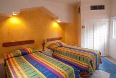 Habitación Villa Sección Plata del Hotel Hotel Gran Festivall Manzanillo All Inclusive Resort