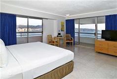 Habitación Bahía Suite del Hotel Gran Plaza Hotel Acapulco