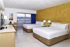 Habitación Estándar Doble Vista al Mar del Hotel Gran Plaza Hotel Acapulco