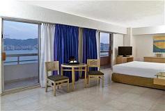 Habitación Junior Suite del Hotel Gran Plaza Hotel Acapulco